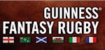 Guinness Fantasy Rugby